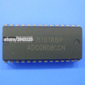 1 ADET ADC0808CCN ADC0808 DIP-24