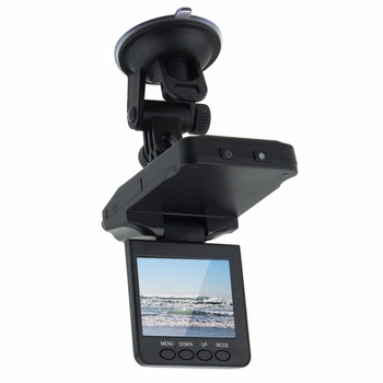 Araba DVR 2.5 inç HD Araba LED IR Araç DVR yol Dash Video Kamera Kaydedici Trafik Dashboard Kamera LCD 270 derece