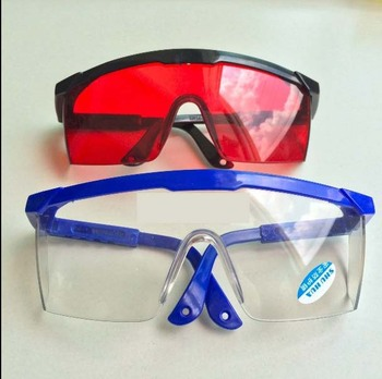 Anti-light Not Anti-Fog Protective Plastic Dental Safety Glasses